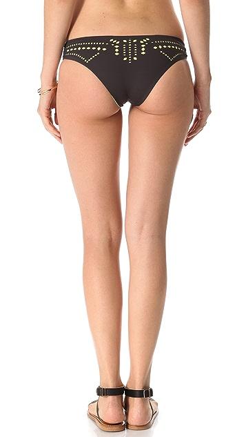 L*Space L*Novelties Lexi Reversible Bikini Bottoms