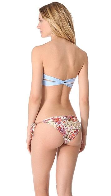 L*Space Beverly Bandeau Bikini Top