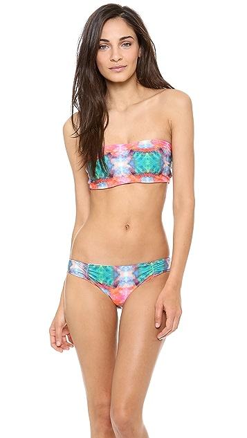L*Space Carnival Byrdie Bikini Top