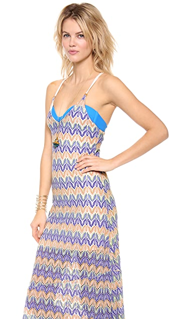 L*Space Sunchaser Maxi Dress