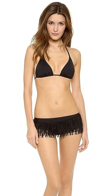 L*Space Skinnie Minnie Bikini Top