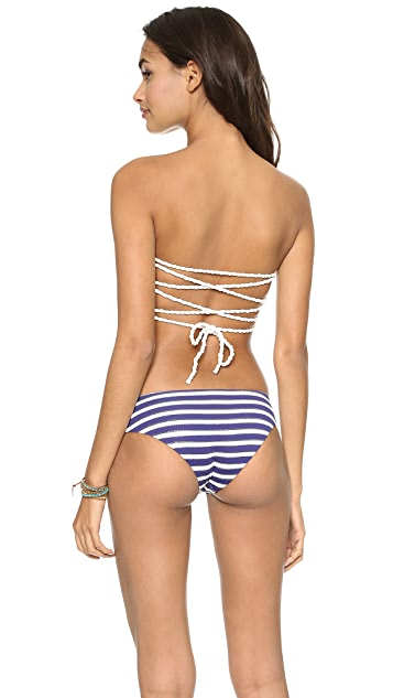 L*Space Rock the Boat Byrdie Bikini Top