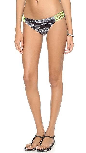 L*Space Congo Low Down Bikini Bottoms