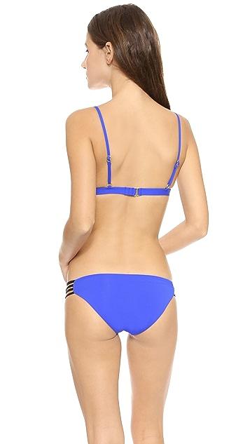 L*Space Gabrielle Bralette Bikini Top