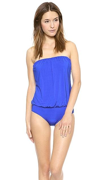 L*Space Sun Seeker One Piece Swimsuit