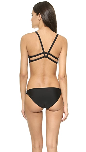 L*Space L*Play Kokett Bikini Top