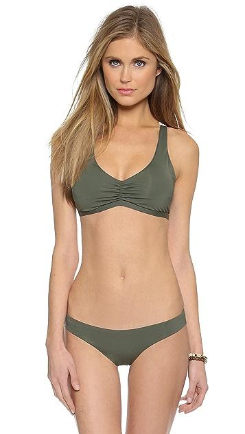 L*Space Wild Child Bikini Top