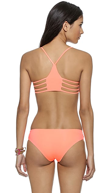 L*Space Sweet & Chic Wild One Bikini Top