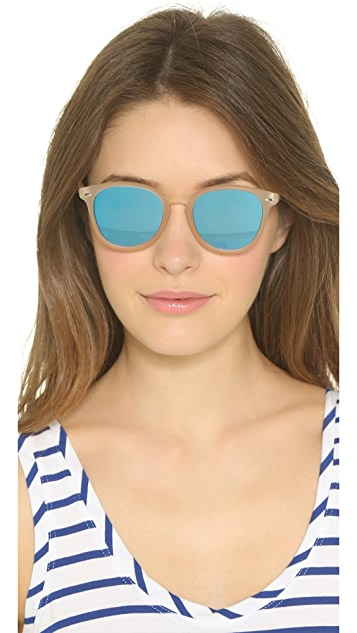 Le Specs Солнцезащитные очки Bandwagon
