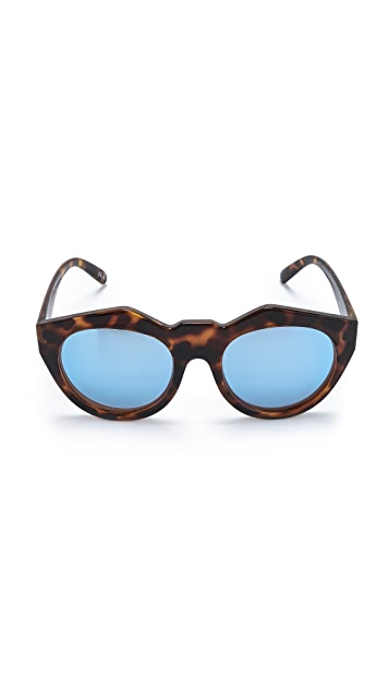 LeSpecs Солнцезащитные очки Neo Noir