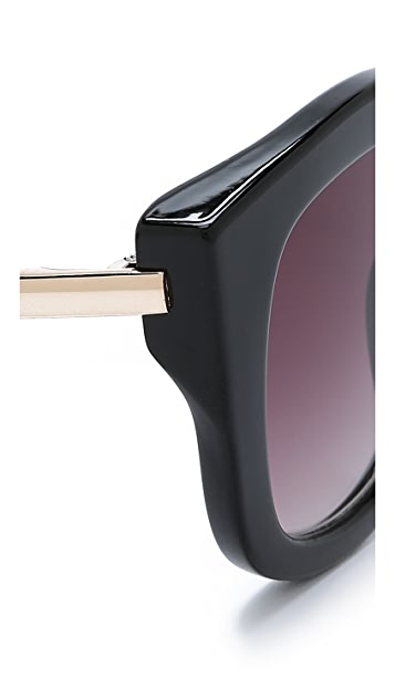 Le Specs Runway Luxe Sunglasses