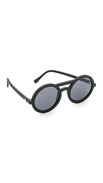 Le Specs Radio Star Sunglasses