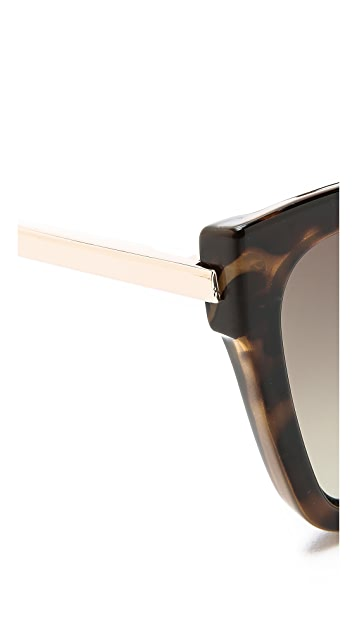 Le Specs Naked Eyes Sunglasses