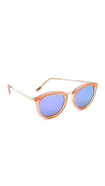 a2eb75a9f88 Le Specs No Smirking Sunglasses