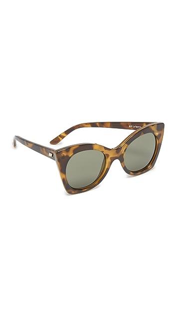 Le Specs Savanna Sunglasses