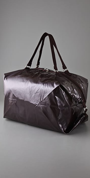 LeSportsac Aubergine Shimmer Passerby Bag