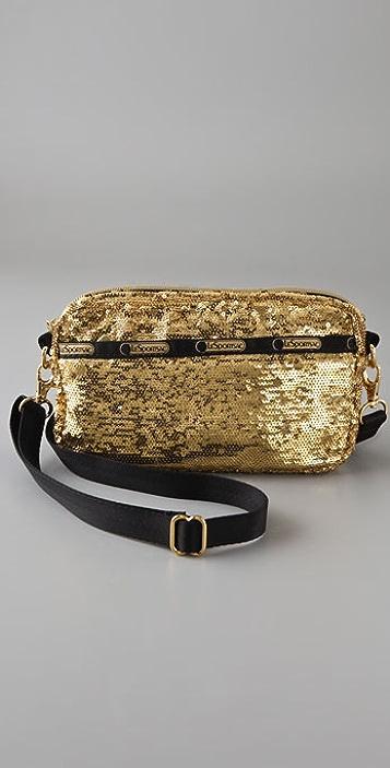 LeSportsac All Gold Small Cross Body Bag