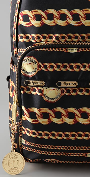 LeSportsac JOYRICH Double Zip Backpack