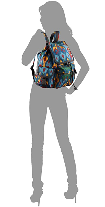 LeSportsac Ikat Voyager Backpack