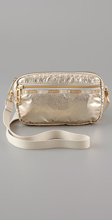 LeSportsac Crackled Small Cross Body Bag