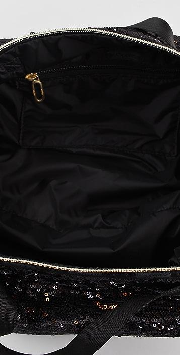 LeSportsac Platinum Sherry Small Passerby Satchel