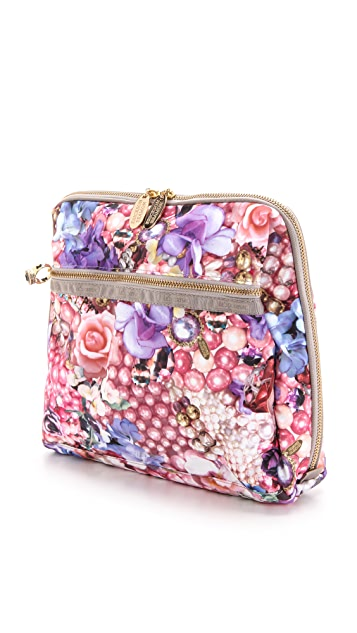 LeSportsac Erickson Beamon for LeSportsac Brooke Cosmetic Case