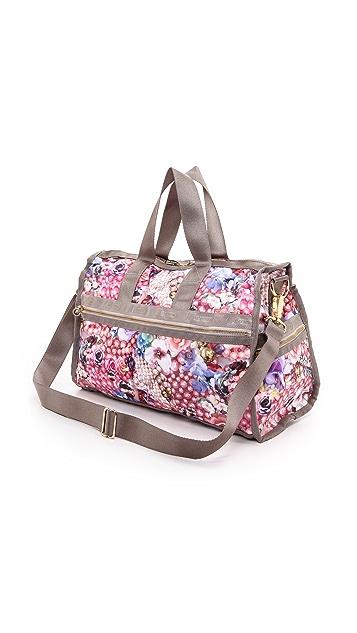 LeSportsac Erickson Beamon for LeSportsac Medium Jane Weekender Bag