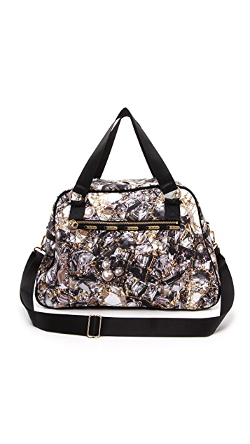 LeSportsac Erickson Beamon for LeSportsac Silvia Carry On Bag