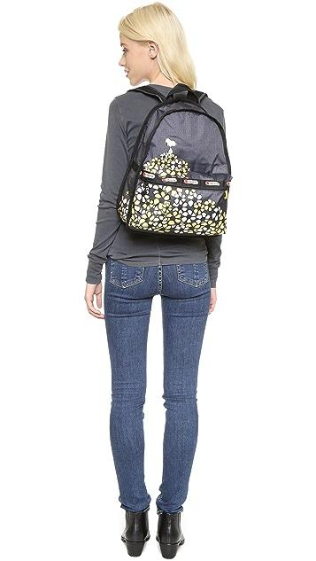 565bded91 LeSportsac Peanuts x LeSportsac Basic Backpack | SHOPBOP