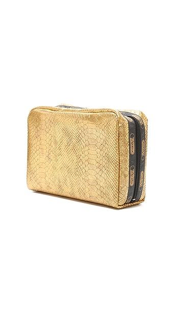 LeSportsac XL Rectangular & Square Cosmetic Case Combo