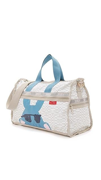 LeSportsac LeSportsac designed by Peter Jensen Medium Weekender Bag