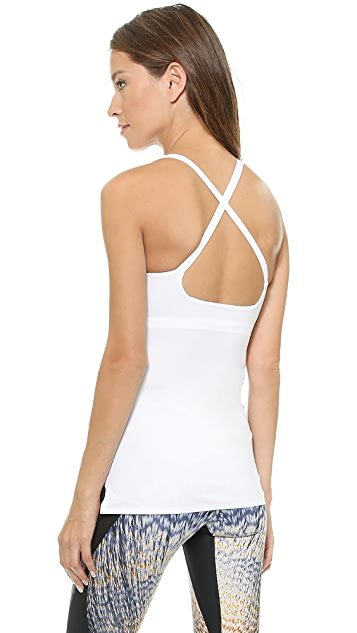Lucas Hugh Cross Back Tank