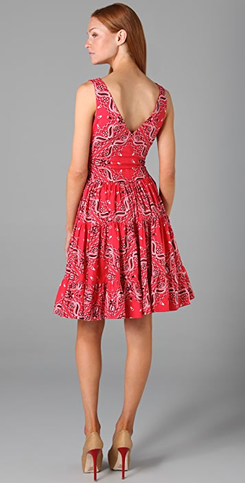 Lucy in Disguise Honky Tonk Dress