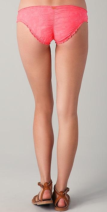 Luli Fama Rabiosa Studded Bikini Bottoms