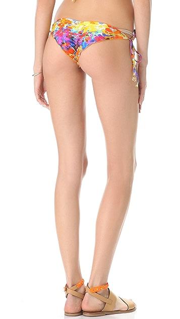 Luli Fama Dulce Tormento Wavy Bikini Bottoms