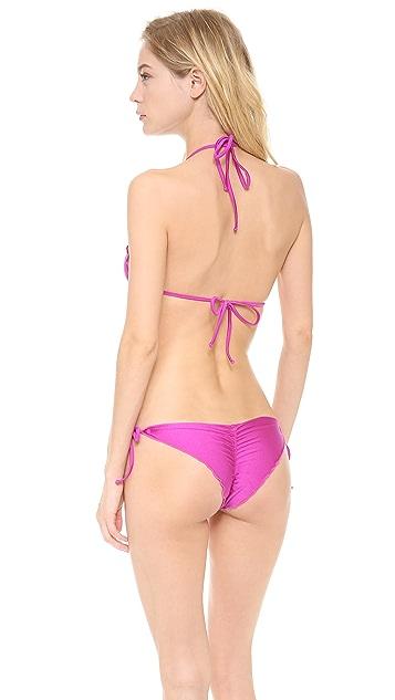 Luli Fama Cosita Buena Triangle Bikini Top