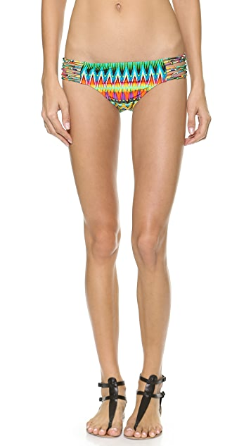 Luli Fama Tulum Party Bikini Bottoms