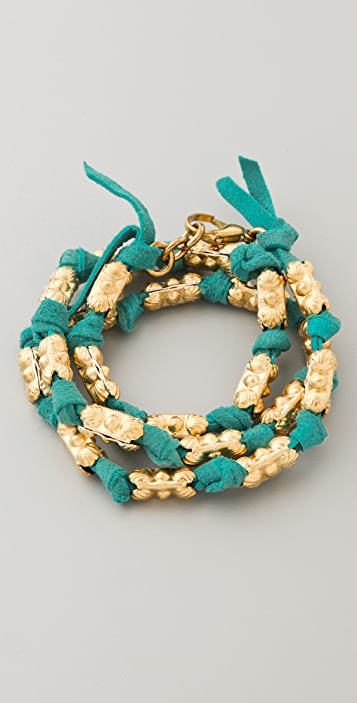 Lulu Frost Bells Beach Wrap Bracelet