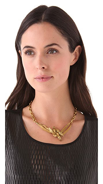 Lulu Frost Medusa Necklace