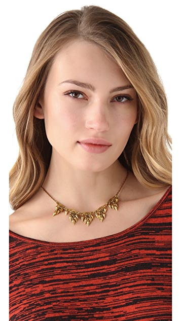 Lulu Frost Aurora Five Point Necklace