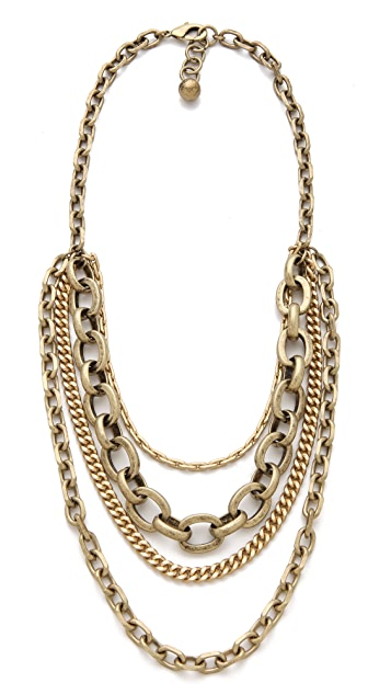 Lulu Frost Travel Necklace