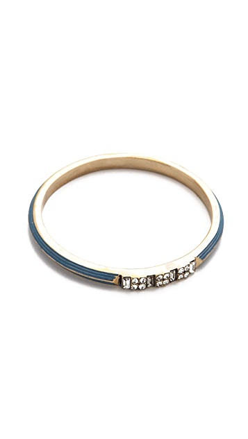 Lulu Frost Halo Bangle Bracelet