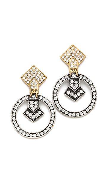 Lulu Frost Stardust Earrings