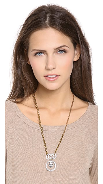 Lulu Frost Stardust Pendant Necklace