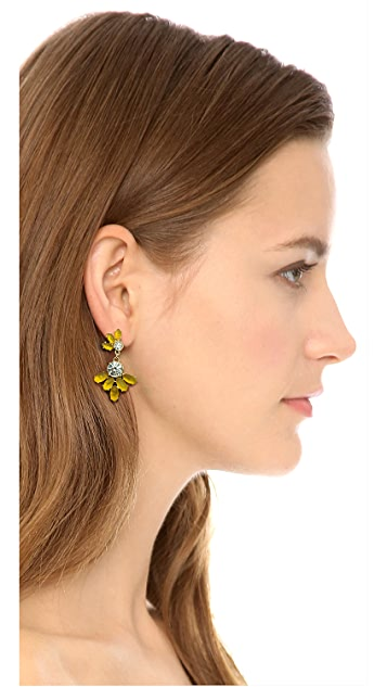 Lulu Frost Lightray Earrings