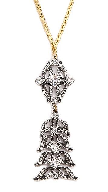 Lulu Frost Rococo Tassel Necklace