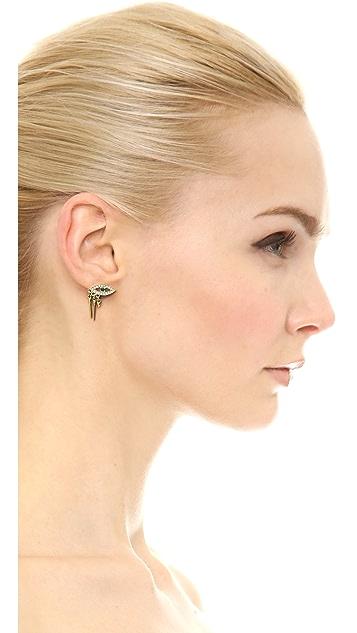 Lulu Frost Panoptes Stud Earrings