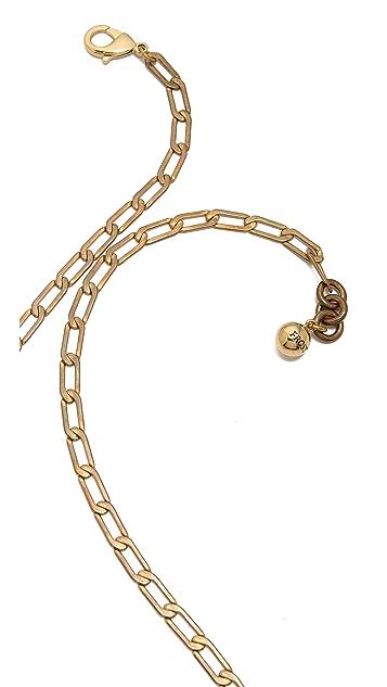 Lulu Frost Emergence Pendant Necklace