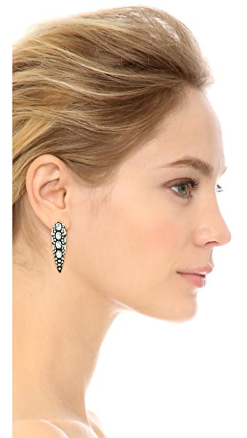 Lulu Frost Jabrosa Stud Earrings