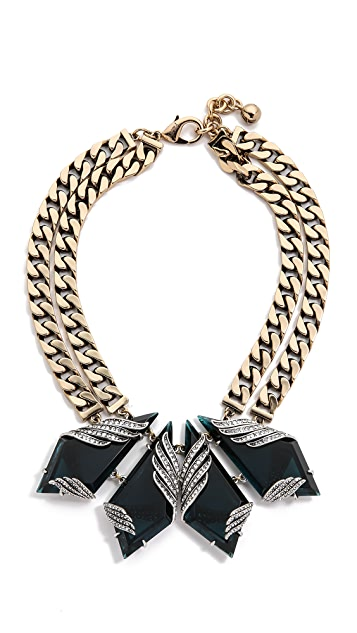 Lulu Frost Reflection Necklace
